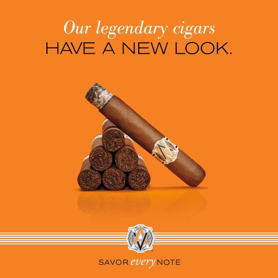 Our legendary cigars have a new look! See for yourself at http://t.co/gKCLM9PQ0a #avocigars http://t.co/xemdtWeiuU