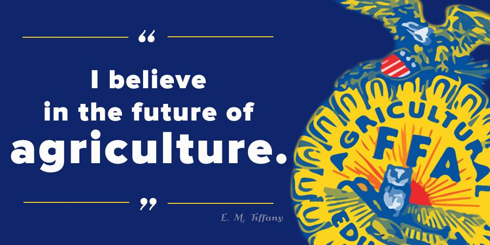 .@nationalffa provides young people with tools to become the future leaders of agriculture. Happy #NationalFFAWeek! http://t.co/vFvdxOT4rz