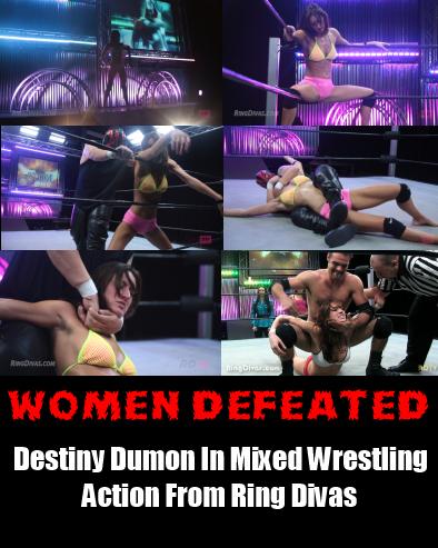 danfemwrestlingfan on twitter womendefeated destiny