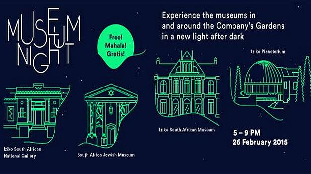If you're in Cape Town & have no plans for Thursday night. This --> Museum night arrives in SA http://t.co/eU13fazpLo http://t.co/iIXYmqWIbg