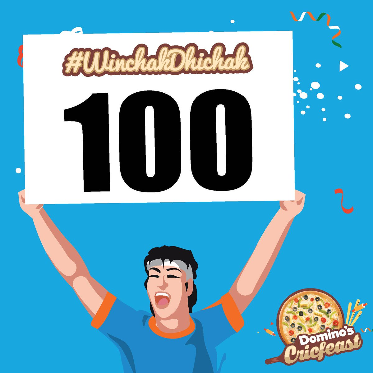 #WinchakDhichak #contest Q1. Which batsman hit a century against SA this Sunday? http://t.co/NGyAJIyxKD