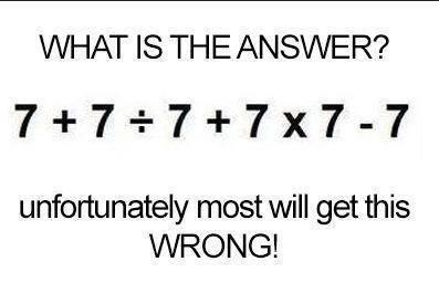Chandan Raj On Twitter How Smart Are You Answer This 7 7 7