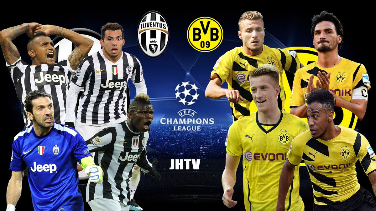 Rojadirecta Juventus-Borussia Dortmund Streaming