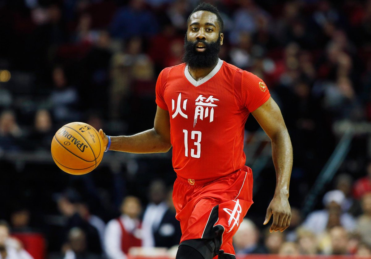 fear the beard james harden 31 pts 11 reb 10 ast gets