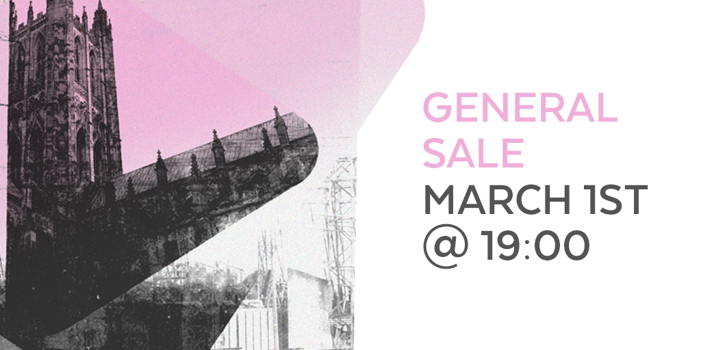 Tickets for #CSP15 go on General Sale this Sunday (March 1st) at 19:00.  Buy here: http://t.co/Z5dNQ8OiMc http://t.co/KeZVwyyDGg