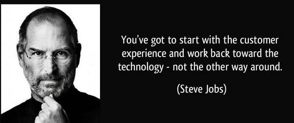 """Steve Jobs Quotes On Hard Work: Laundrapp On Twitter: """"Impossible To Overestimate How Much"""