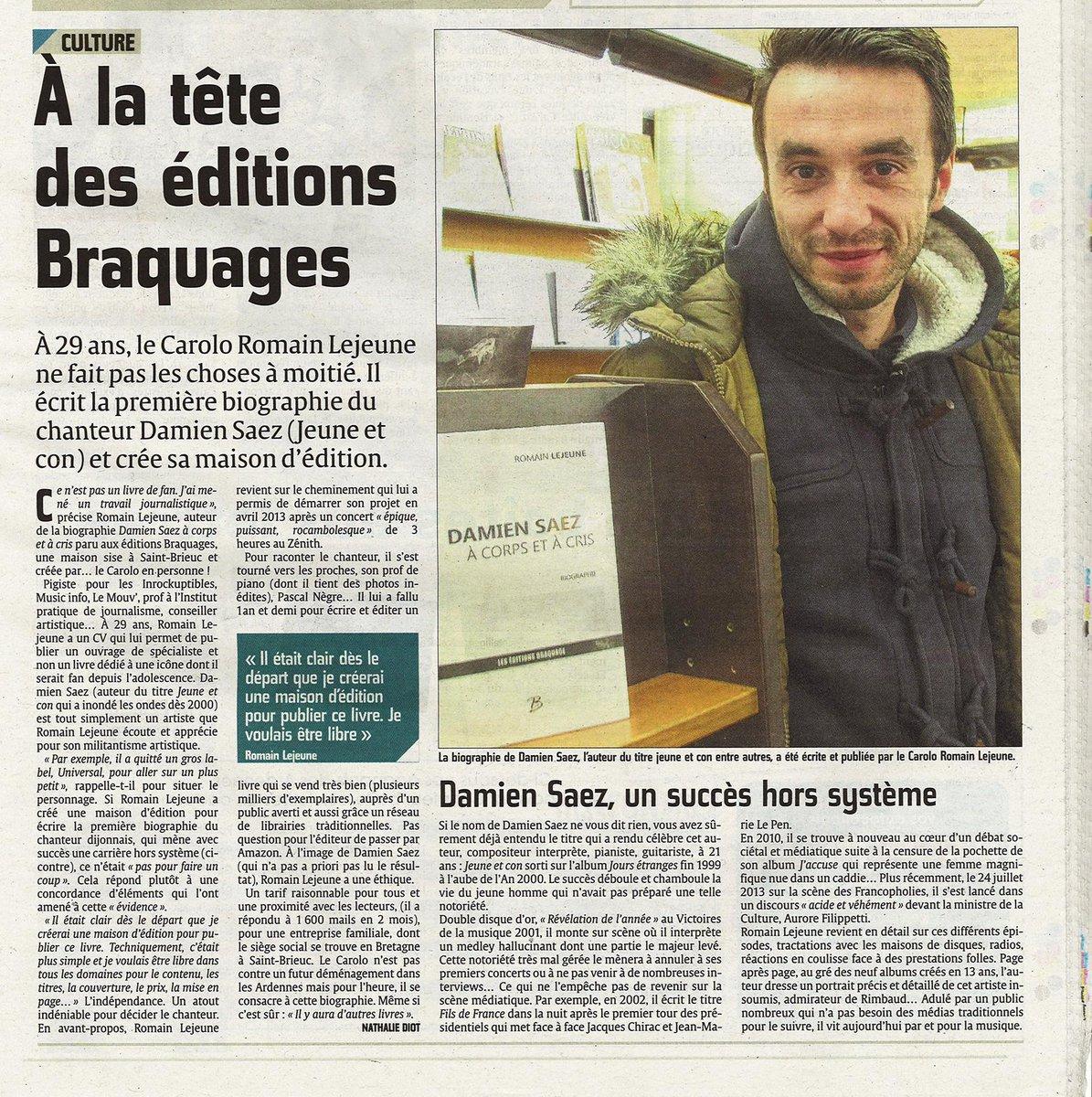 Damien Saez La Biographie Par Romain Lejeune Saezlive