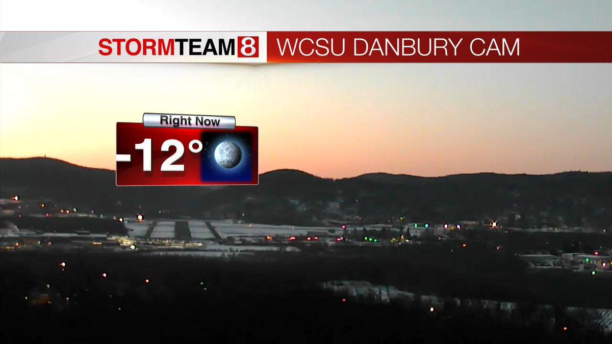 How low will it go #Danbury ? -12 and falling! http://t.co/XwrgWVgfyv