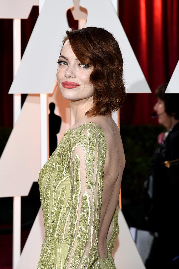 Drumroll, please. 6 times Emma Stone aced it on the red carpet this season: http://t.co/3TEt2HVcqx http://t.co/XaHd6Da5kI