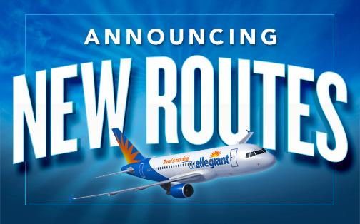 The Allegiant family is growing again! Announcing 22 new routes and 5 new cities! http://t.co/zKjlrvTxhM http://t.co/pZ4tYy5mEj
