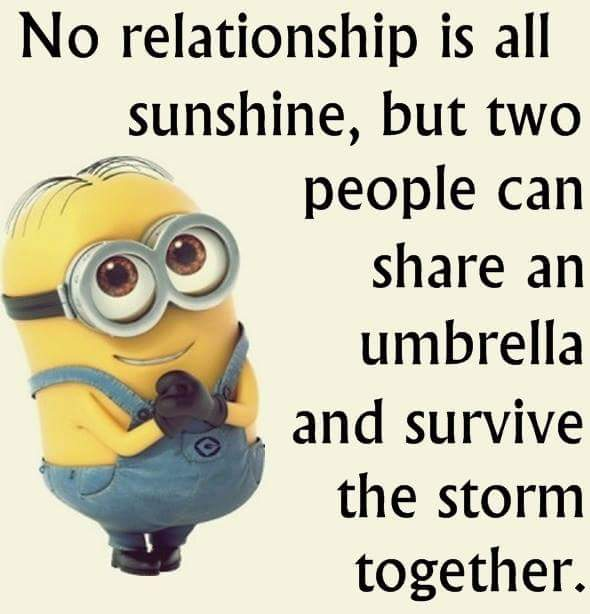 Love Quotes For Him Minions : ... is all sunshine #Minions #MinionQuotes http://t.co/JPijKtXGjW