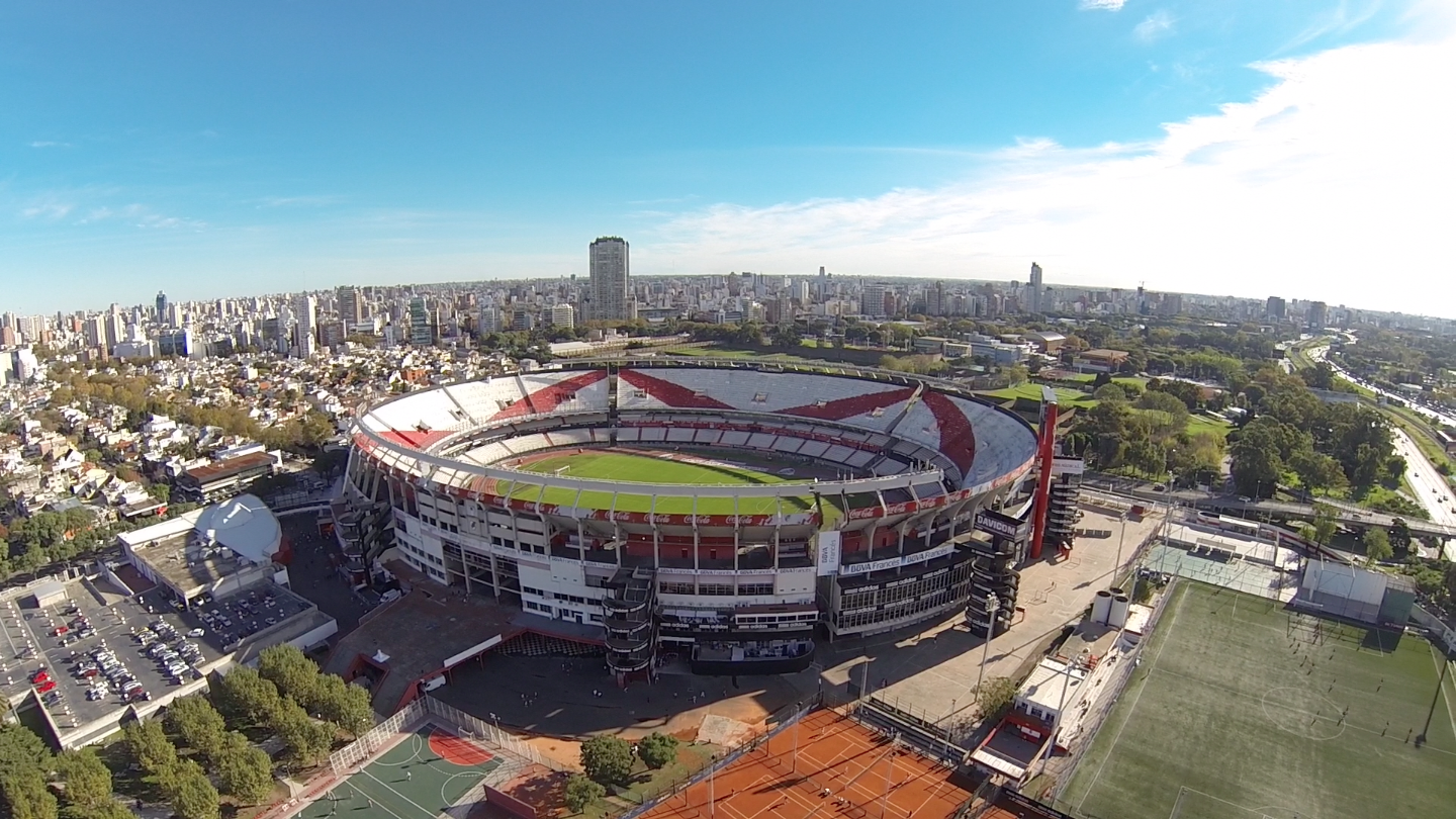 Espectacular video institucional de River