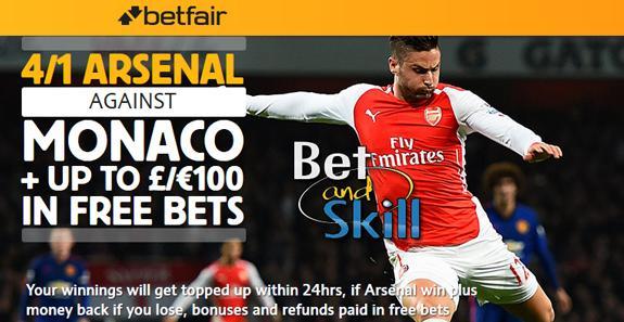 betfair sportsbook free bet
