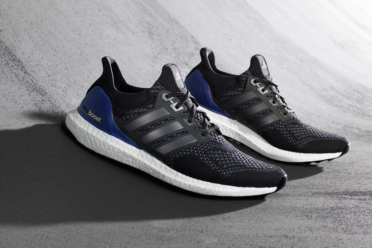 Get ready for #ultraboost, the greatest running shoe ever. Launches today! http://t.co/EkAddA0reV