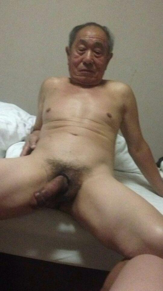 Indon asian grandpa and grandma naked image who hate cum