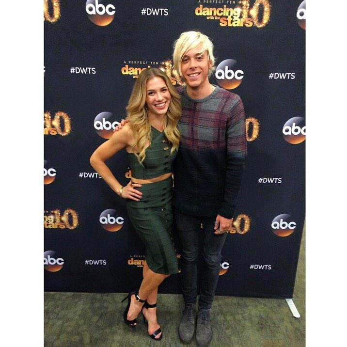So excited to dance with @rikerR5 !!!! Season 20 @DancingABC #dwts is going to be amazing http://t.co/RfTQnWQMNs