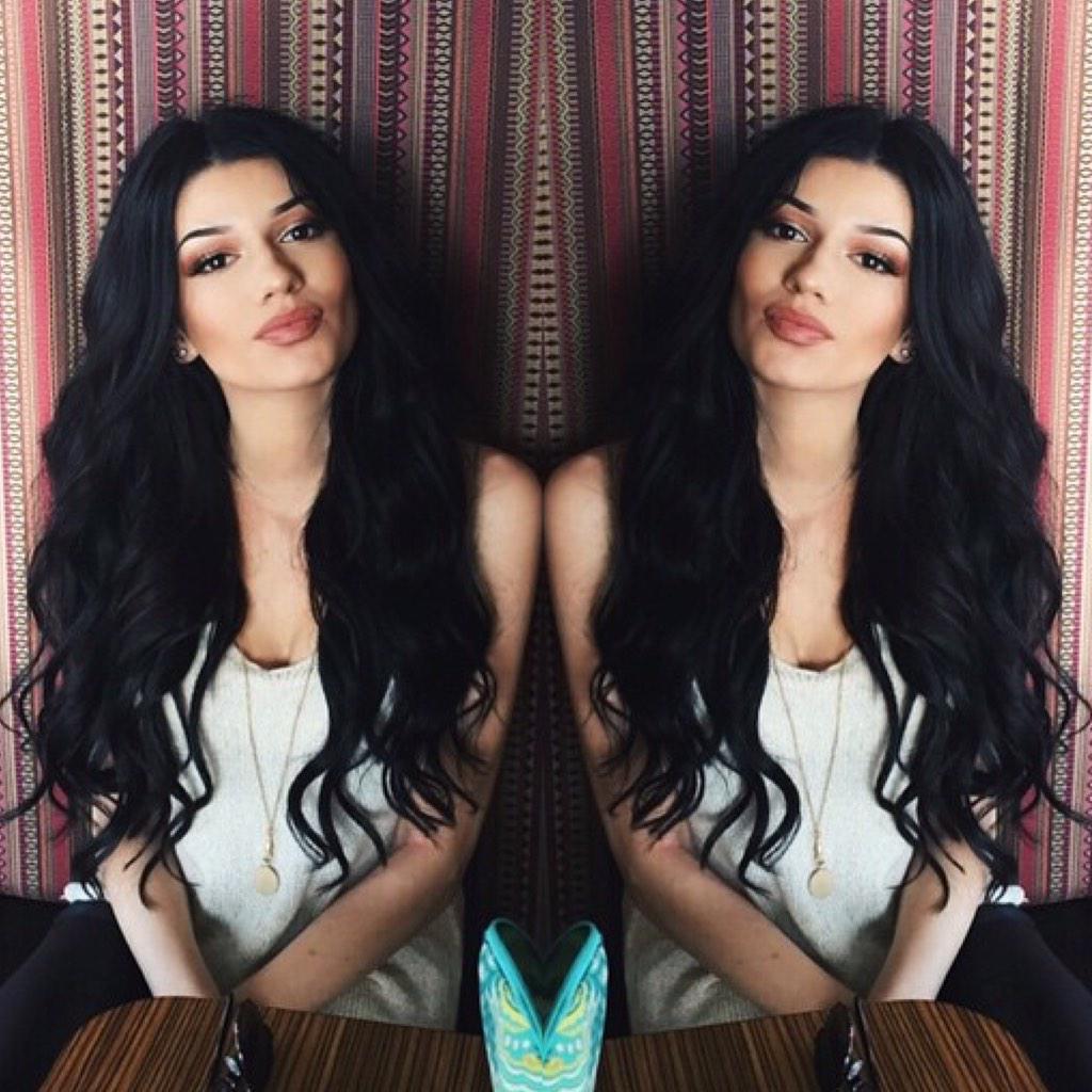 Foxy Locks Hair On Twitter Babe Cheriemadeleine Rocking Her