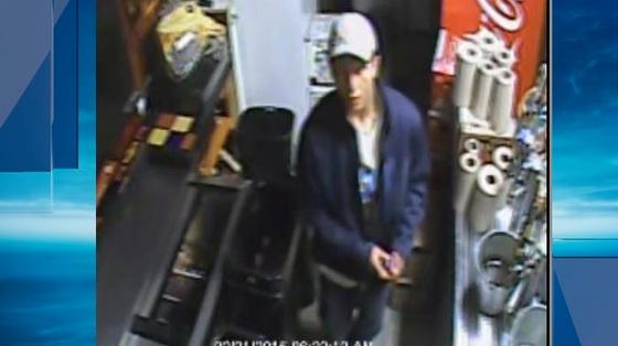 Surely we can catch this guy, so please RT. The brisket bandit strikes again in San Antonio. http://t.co/IrpHMthIXH http://t.co/0a1tT02wRF