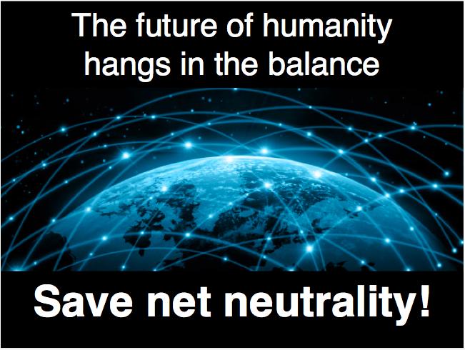Less than 48 hours until the @FCC votes on #NetNeutrality. Don't be silent! http://t.co/ZkfdkAT0i8 #InternetCountdown http://t.co/39ysZLQOI9