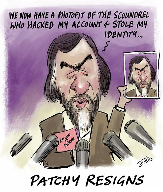 Image result for Pachauri cartoon Josh