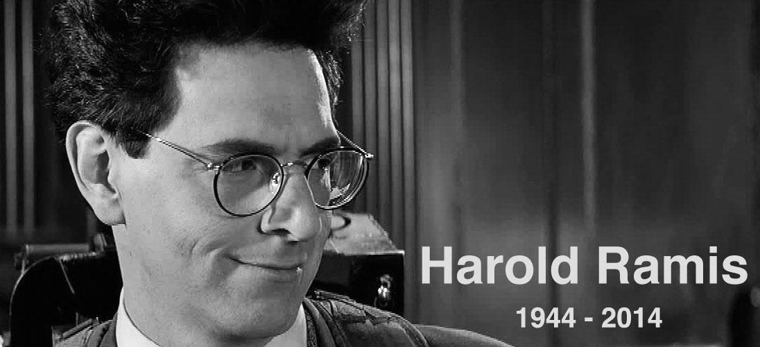 Remembering Harold Ramis on the anniversary of his passing. His wisdom and humor will shine on forever. http://t.co/lU9oKTv9n1