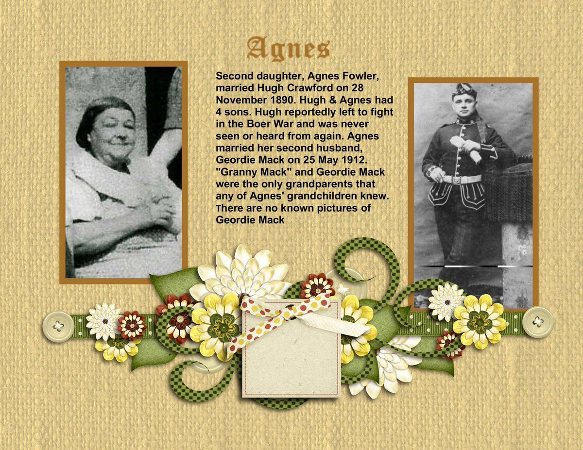 christine woodcock on twitter example of family history scrapbook