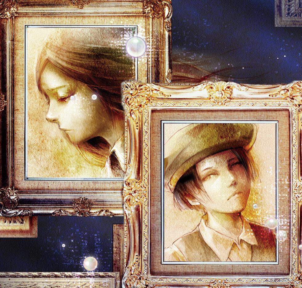 【おしらせ】2月25日発売 AcidBlackCherry 4thAlbum「L-エル-」 ストーリーブックの挿絵をコーヘイさんと共に担当させて頂きました。 宜しくお願い致します! http://t.co/YyK2LJ7Bem