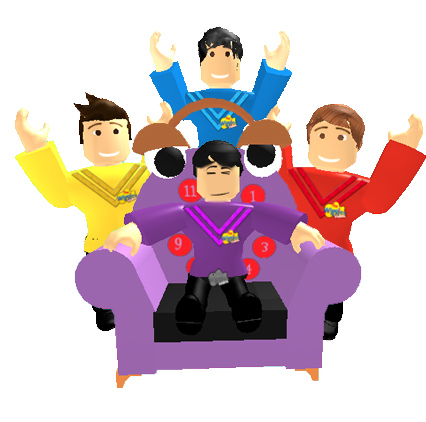 The Wiggles Roblox On Twitter Wake Up Dillon Comes To At Youtube May