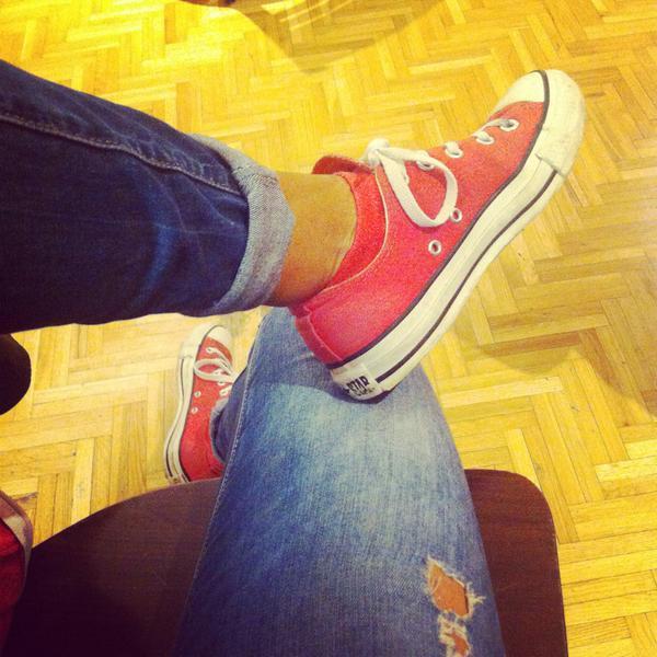 Ponle color a tus pasos. Foto: @LaTalRenata http://t.co/3NSL4fNvMp