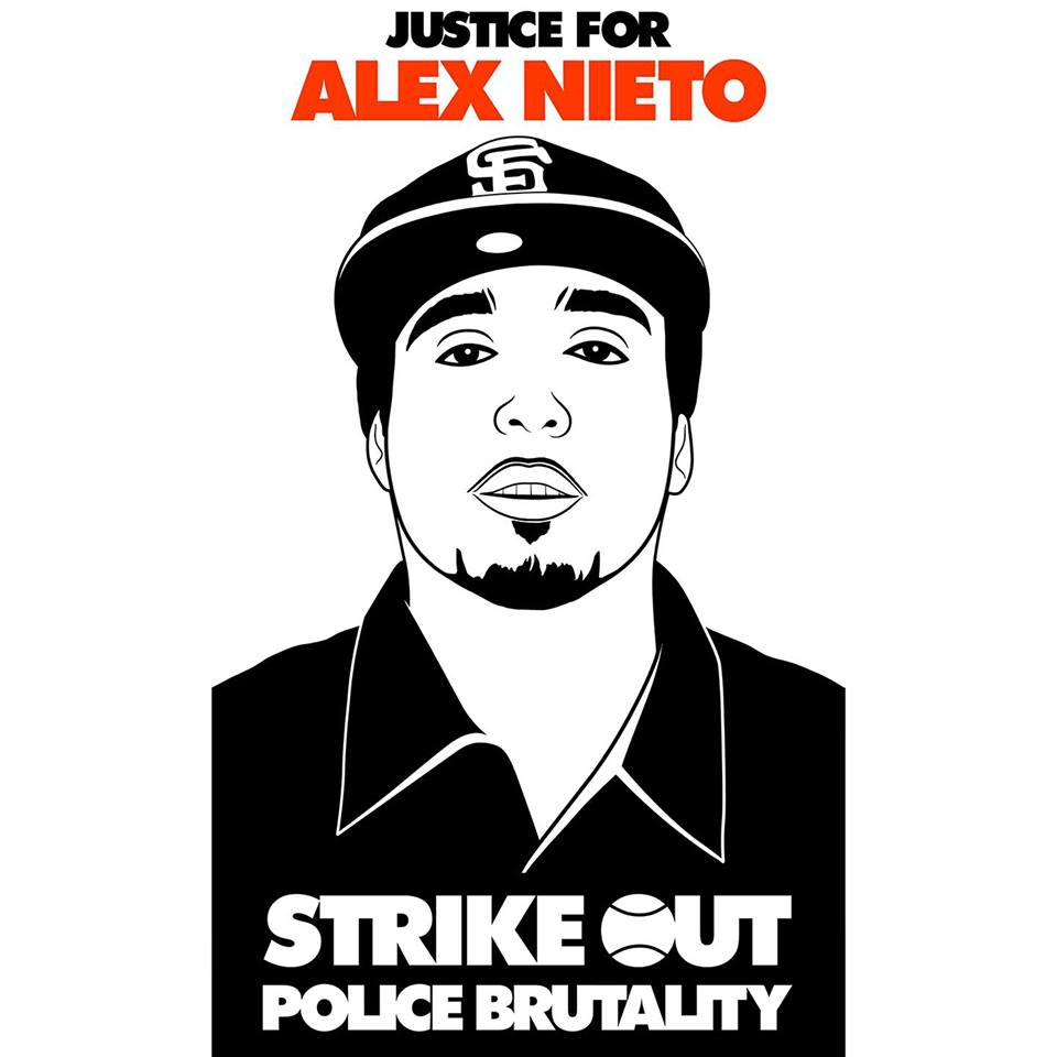 "Justice 4 Alex Nieto: Premier of ""Amor for Alex."" @ San Francisco 