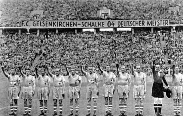 Citaten Hitler Duits : Mi bundesliga on twitter quot fue hitler hincha del