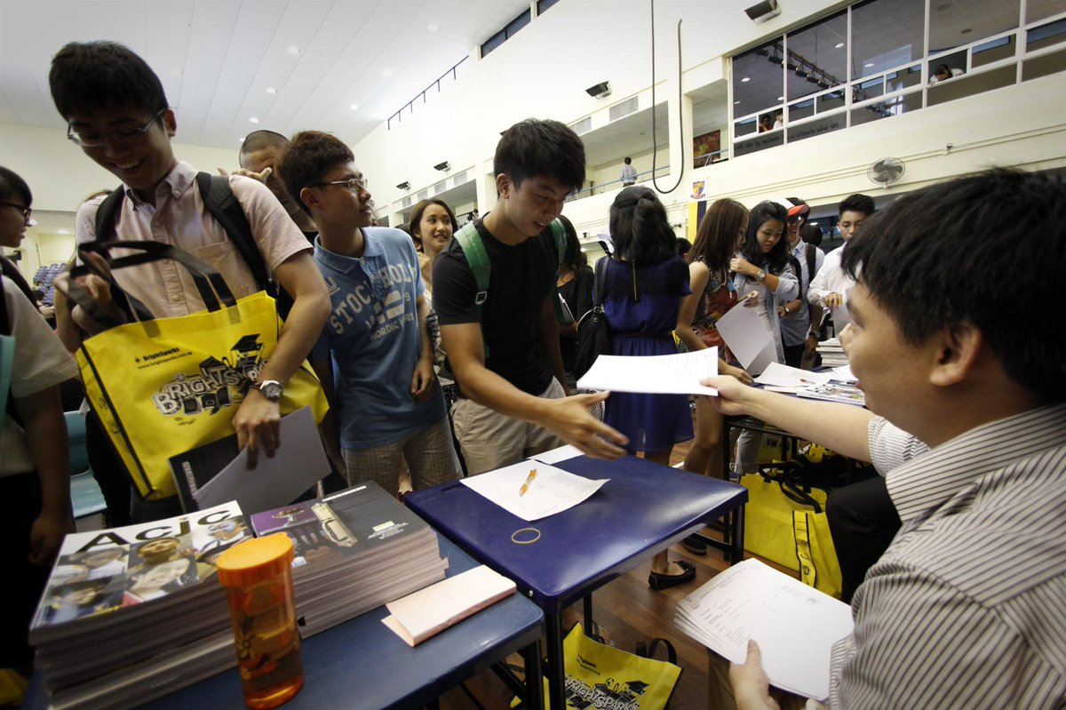 The GCE A-Level exam results will be released on 2 Mar. School candidates may collect their results at 2pm. #edsg http://t.co/Sr1tajnXG2