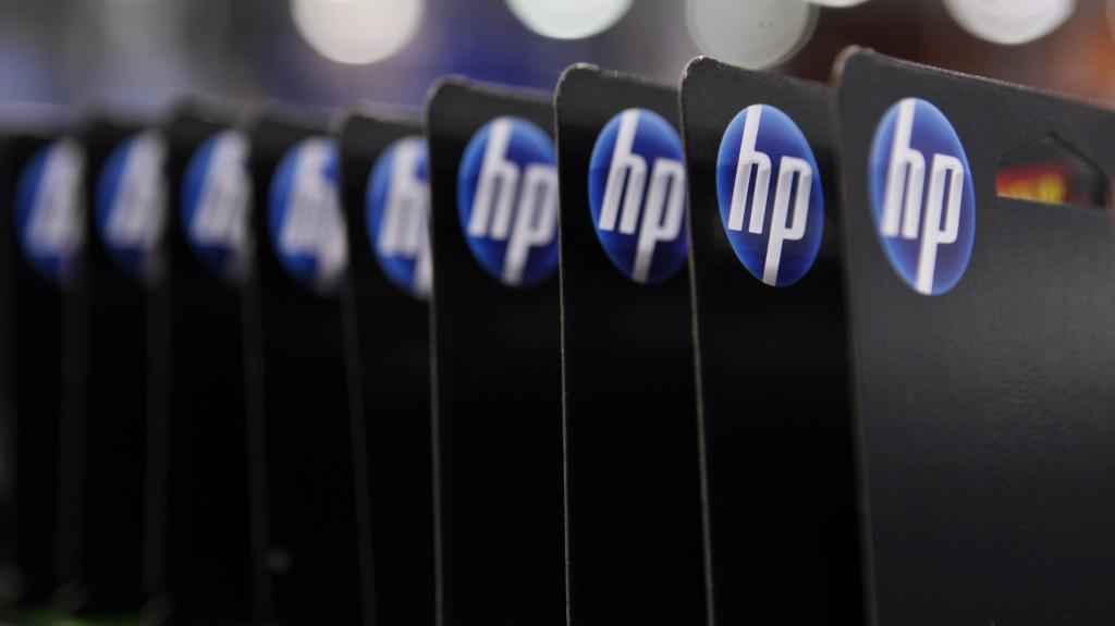 Hewlett-Packard says its earnings have or will be diminished by the strong dollar: $HP