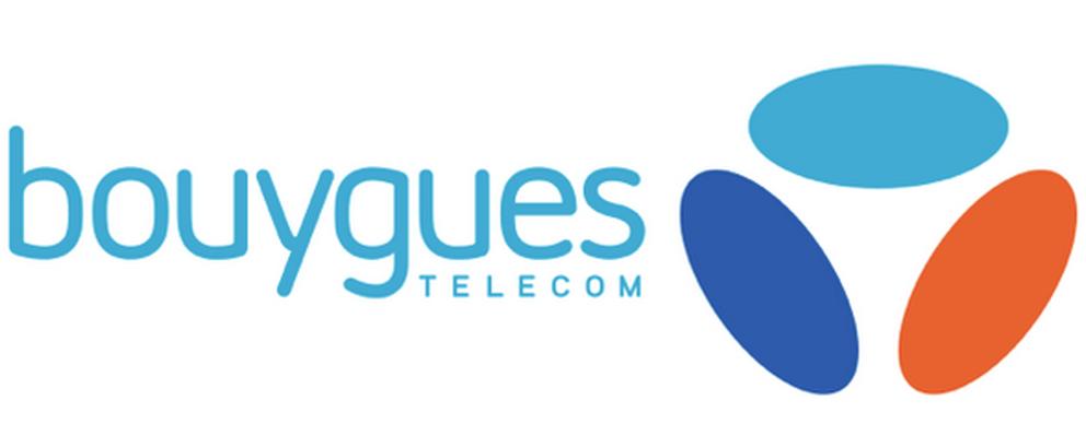 Bouygues Telecom Logo Logo Bouygues Telecom