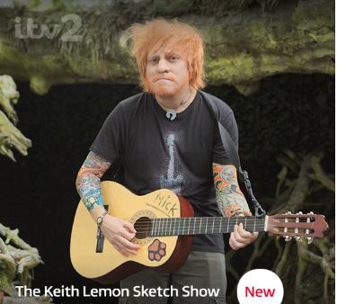 RT @itv2: Winner of Best British Solo Artist is.... @lemontwittor ????  #BRITs2015 #keithlemonsketchshow @edsheeran http://t.co/beHxY9jnCU