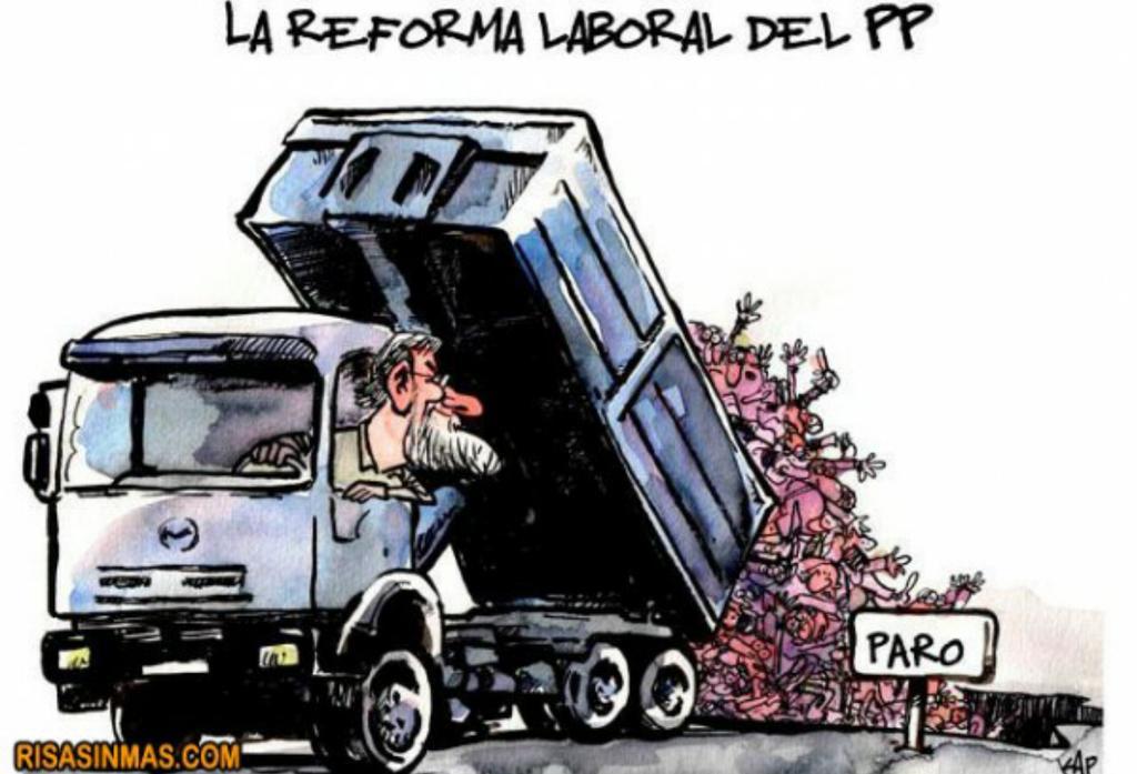 #PabloIglesiasResponde Porque con los derechos laborales de nuestra gente no se comercia #NoReformaLaboral http://t.co/LYalmwOVcj