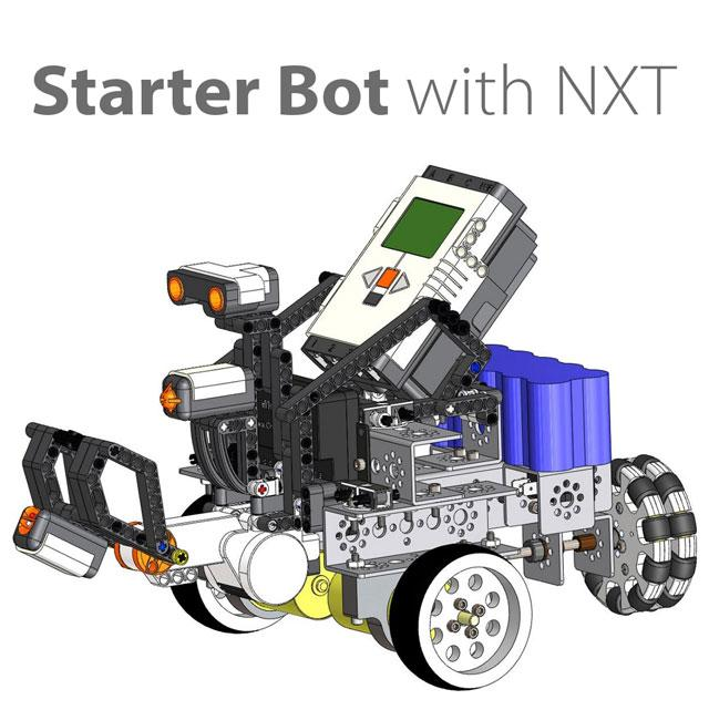 Tetrix By Pitsco On Twitter The Starter Bot A Tetrixmax Robot