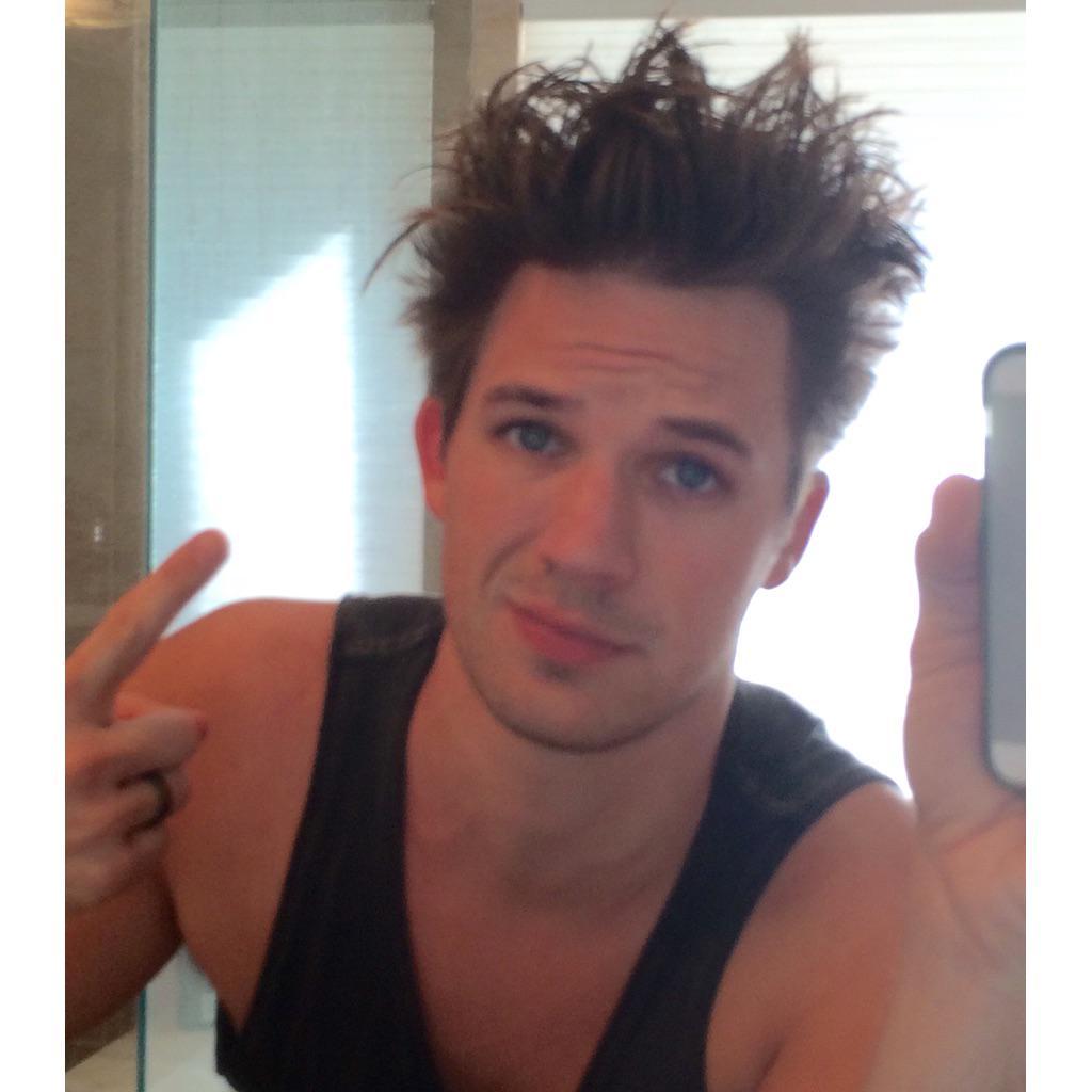 Matt Lanter On Twitter I Think Its Time For A Haircut Httpt