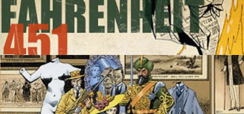 Fahrenheit 451 & The league of extraordinary gentlemen https://t.co/78sceh0L2H  What will you connect? http://t.co/7W7ugeZxyx