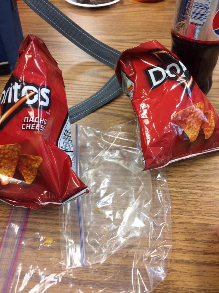 I'm Rob, grade 5 teacher from near Niagara Falls, NY.  I make Doritos disappear at lunch!  #WeirdEdE http://t.co/pfnlzat2I3