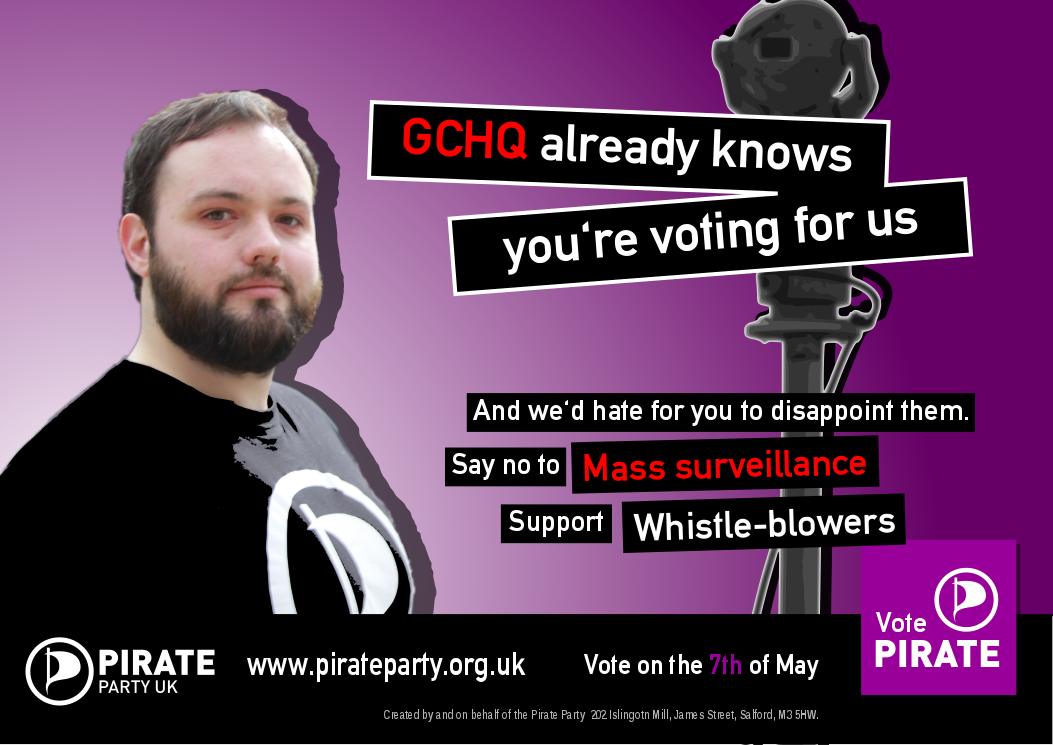 If you've seen #Citizenfour  you need a political voice. That voice is @PiratePartyUK https://t.co/18Ouxy3xCB http://t.co/UAPoS0XEqT