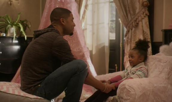 Cutest daddy daughter scene ever. RT @JarettSays: Straight up cutest thing I've ever seen #Empire http://t.co/7i4ORvDvDP