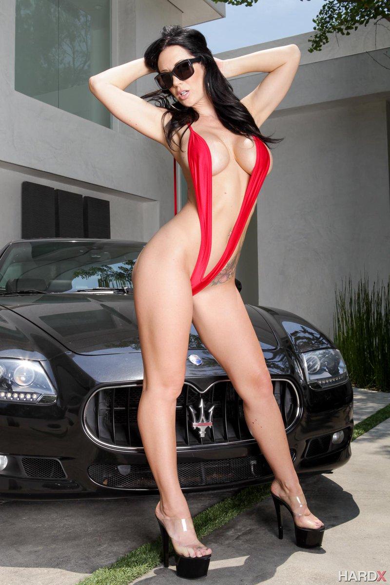 Jayden Jaymes Big Boob Car Wash