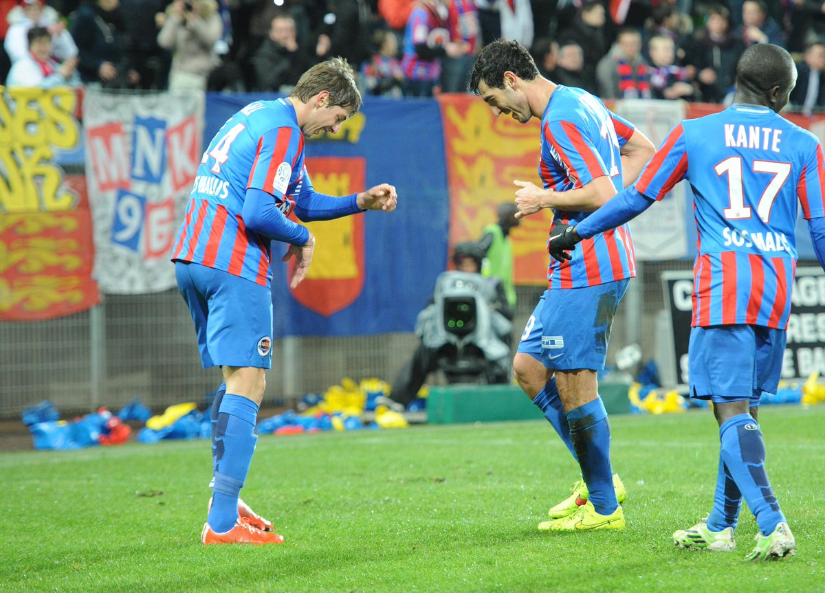 Encore un but pour Sala, Caen gagne à Marseille