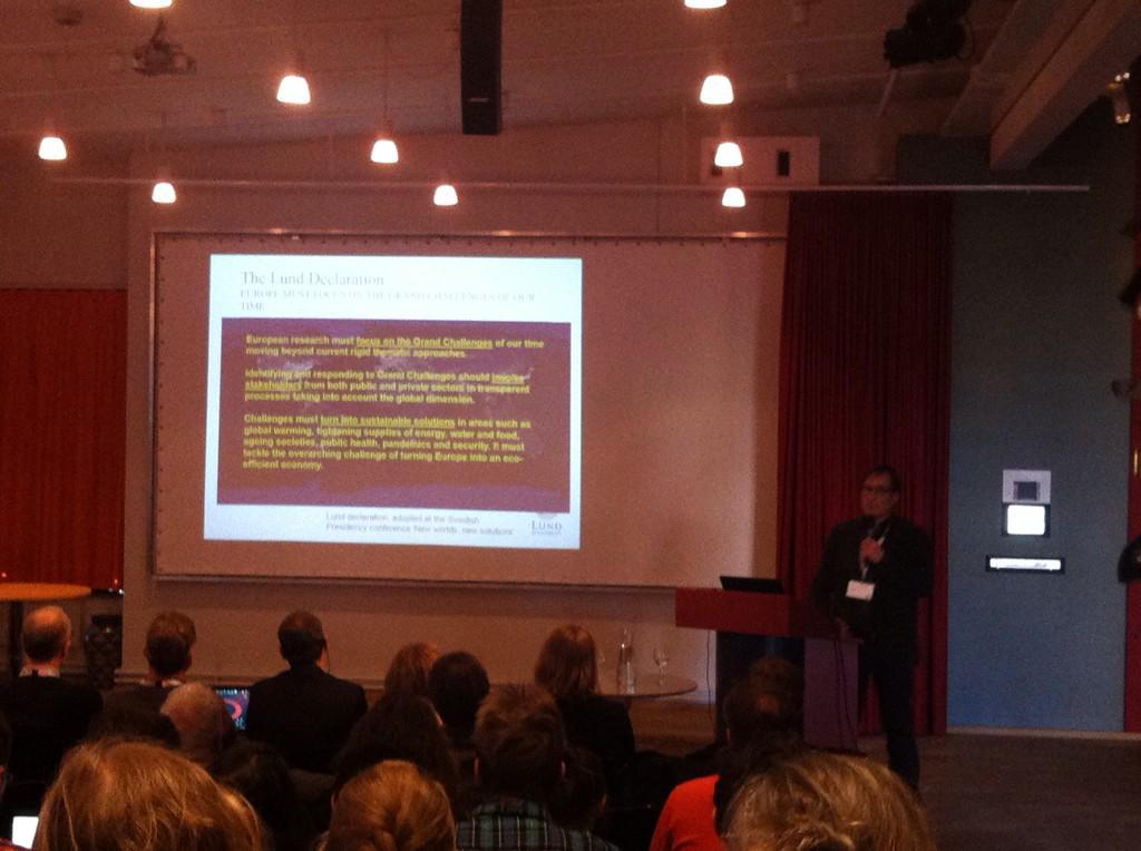 Thumbnail for Lund University Sustainability Forum Kickoff