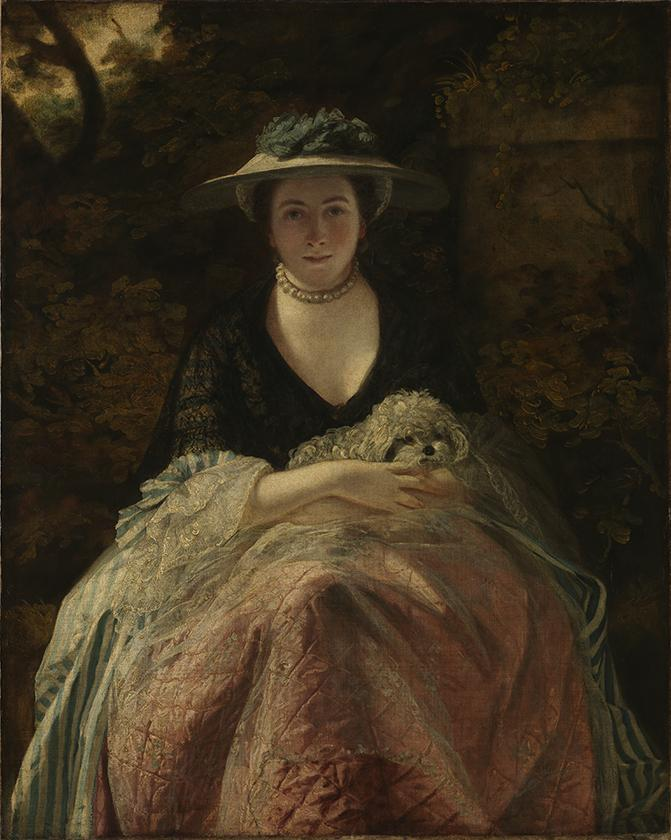 Originally from Plympton, #JoshuaReynolds painted C18th celebs from the nobility to prostitutes like Nelly O'Brien http://t.co/pkU0Uz17C3