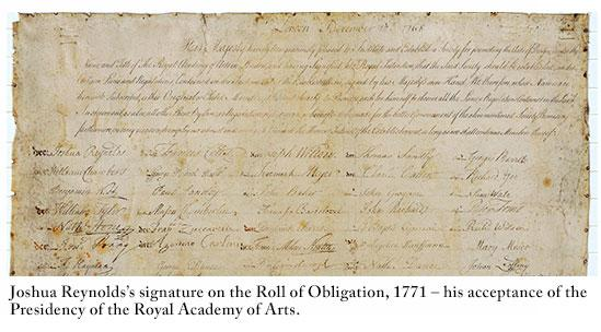 A new institution was granted, and #JoshuaReynolds was the obvious choice as President. He took two weeks to sign http://t.co/Kl5DCTaGvx