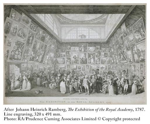That year the RA held its first Annual Exhibition, with work by members alongside public entries #JoshuaReynolds http://t.co/tgqXqTgMaH