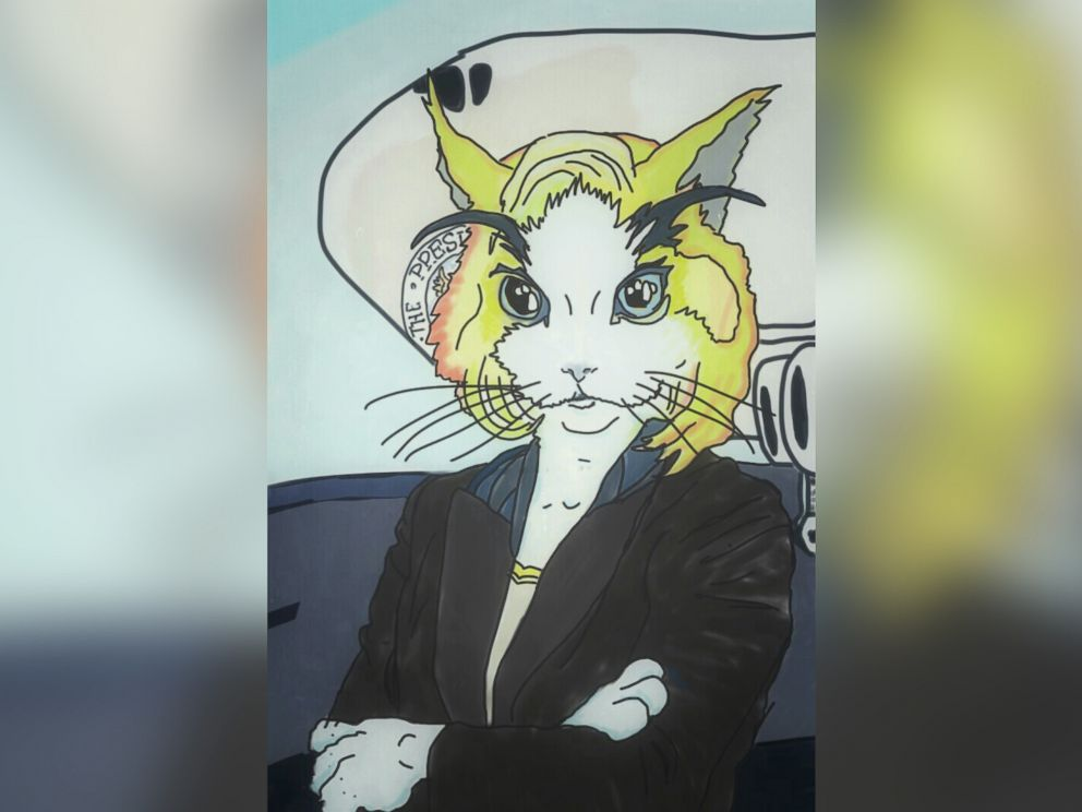 "Also: ""Purrsten Giilibrand."" RT @FoxReports Mitch McConnell as a cat ladies and gentlemen http://t.co/wnb5SLW8h7 … http://t.co/ZgJYIR6vwp"