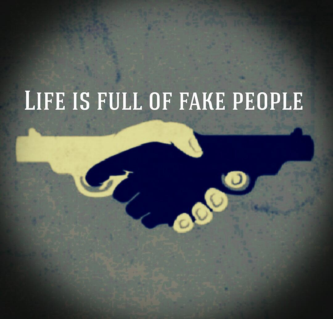 Ahmet Koçmar On Twitter Life Is Full Of Fake People Trustnoone